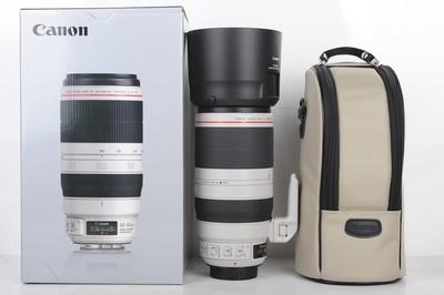 97新二手Canon佳能 100-400/4.5-5.6 L IS II 二代大白 B0394 亚