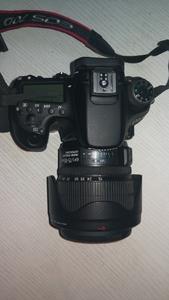 佳能70D 15-85二代防抖镜头  自用机闲置转让,可回收