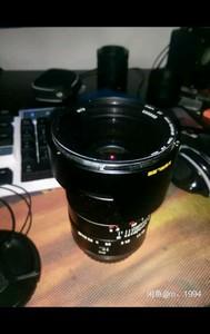 柯立 KERLEE 35mm f/1.2 无极光圈 佳能口