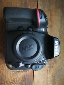 因更换器材 自用尼康 D800出售