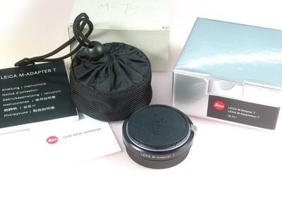 Leica 徕卡 M-T 转接环 徕卡M镜头转T机身 18771 全新品