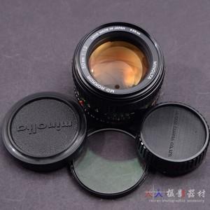 Minolta 美能达 50/1.2 50mm F1.2