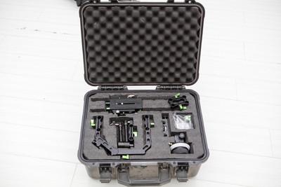 兰帕特单反摄像套件 跟焦器  肩扛套件