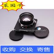 蔡司 ZEISS Planar 135/3.5 T* 美品好成色 4X5镜皇 标准镜头