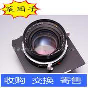 蔡司 ZEISS Planar T*  135/3.5 美品好成色 4X5镜皇标准镜头