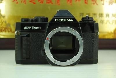 PK口 确善能 CT1 SUPER 135胶卷电子单反相机 收藏模型道具