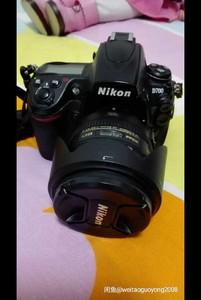 尼康 D700+24-85/F3.5-4.5ED VR