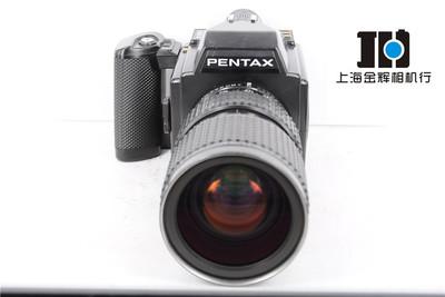 Pentax宾得 M645+80-160/4.5 中画幅胶片套机 手动对焦 实体现货