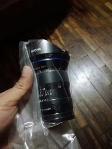 15MM f2.0 超广角手动 零畸变 带微距 镜头