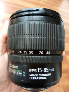 90新佳能15-85mm 3.5-5.6 is usm