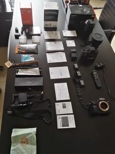 索尼 A7R II 双镜头 全套配件