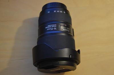佳能 EF 16-35mm f/4L IS USM    5000出