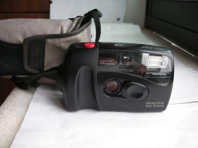 很新宾得甘光201定焦镜头便捷相机,收藏使用