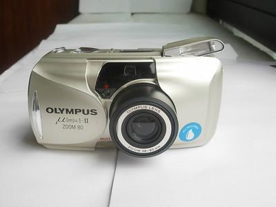 较新奥林巴斯U2--80袖珍相机,U2相机的姐妹机,比U2更方便