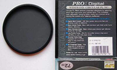肯高 PRO 1D C-PL(W)圆振镜(72mm) 99新
