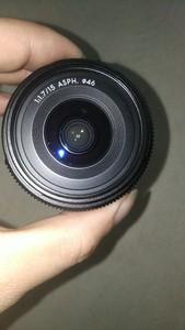 松下 LEICA DG SUMMILUX 15mm f/1.7 ASPH m43