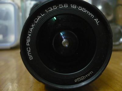 宾得 DAL 18-55mm f/3.5-5.6