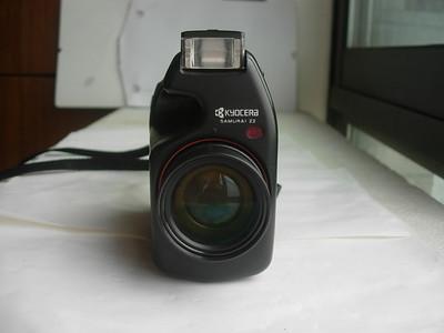 很新少见日本原装京瓷Z2自动对焦半幅相机,收藏使用上品