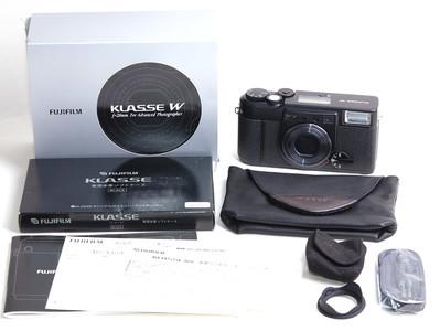 【存货】Fujifilm/富士 Klasse W 黑色 带28/2.8广角相机#jp18756