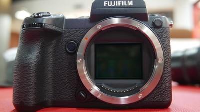 富士GFX 50S 中画幅无反相机 套机 GF32-64mm F4 富士 GFX