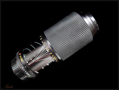 美能达【MINOLAT】MD 70-210mm/1:4镜头