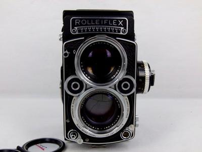 禄来Rolleiflex 2.8F后期白脸