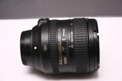 尼康 AF-S 24-85mm f/3.5-4.5G
