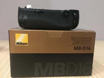 尼康D750原装手柄电池盒 MB-D16