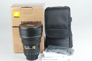95新 尼康 AF-S Nikkor 14-24mm f/2.8G ED