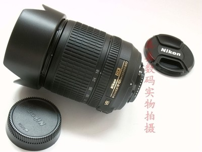 成色极好正品尼康 AF-S DX 18-105mm f/3.5-5.6G ED VR #7286