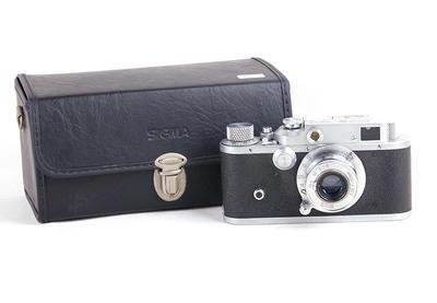 上海 58-II型 上海照相机厂 带50/3.5镜头 #jp18262