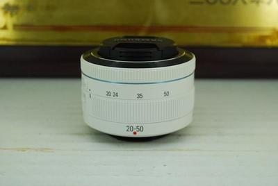 三星 20-50 F3.5-5.6 II ED 微单镜头 二代 标配挂机 可置换