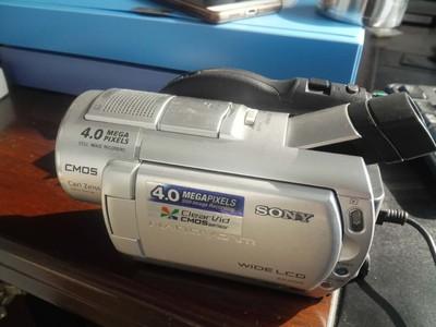 索尼 DCR-DVD408E