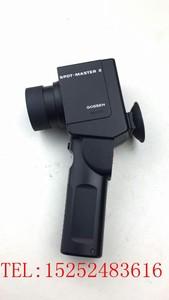 高森 GOSSEN SPOT-MASTER 2 顶级 2代专业 1°点测光表 1度点测