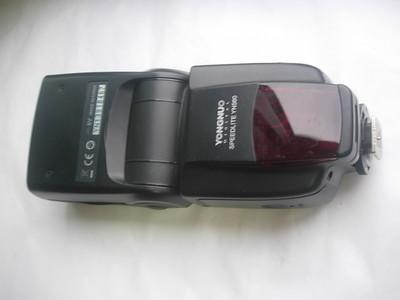 极新永诺 YN-560 560 闪光灯 58指数 可变焦/光控/带电池盒接口