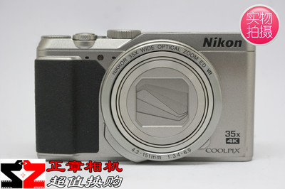 Nikon/尼康 COOLPIX 900 4K数码相机 尼康a900 正品 35x光学变焦