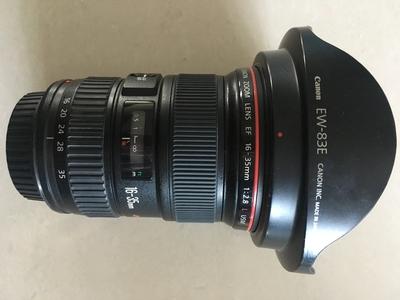 浙江出佳能 EF 16-35mm f/2.8L USM