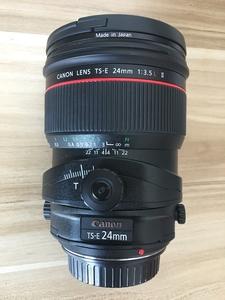 佳能 TS-E 24mm f/3.5L II