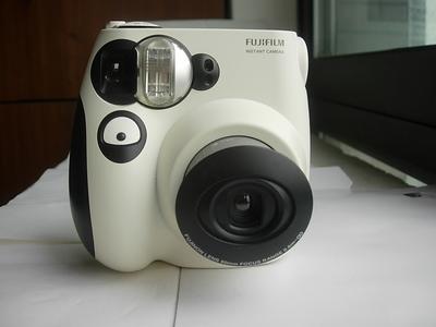 很新富士MINI7S一次成像相机,送原配保护透明外壳