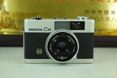 柯尼卡 C35 135胶卷机械单反相机 胶片机 收藏模型道具