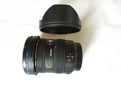 适马 10-20mm f/3.5 EX DC HSM 佳能口,超广角镜头