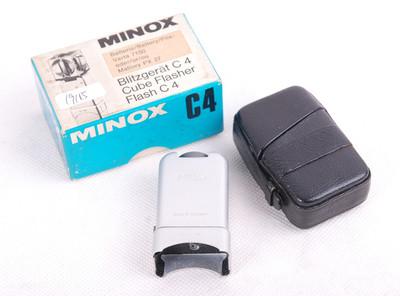 德国制造MINOX Cube Flasher Flash C4 #jp19115