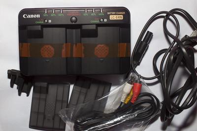 99新原装佳能1DX充电器LC-E4N 充电器