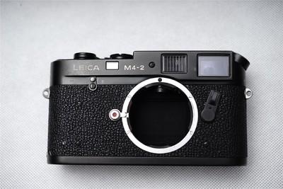 便宜出一台使用成色的Leica M4-2