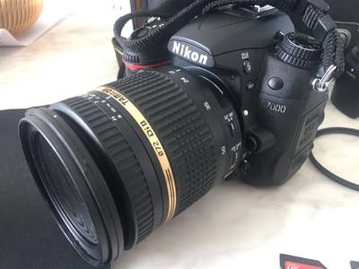 D7000+腾龙17-50 VC F/2.8镜头