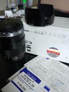 蔡司 卡尔·蔡司 Distagon T* 35mm f/1.4 佳能口