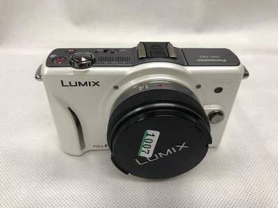 Panasonic/松下DMC-GF2/+松下14mmf/2.5镜头 微单数码相机