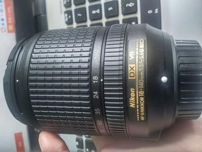 尼康 Nikkor 18-140mm f/3.5-5.6G ED VR