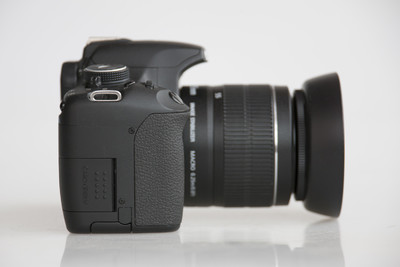 佳能500D套机入门级单反相机 含18-55IS 防抖镜头