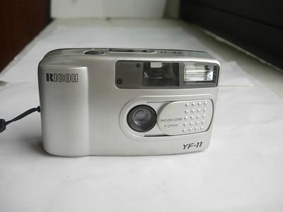 极新理光Y11定焦镜头旁轴相机,收藏使用